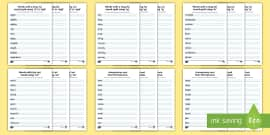years 3 and 4 spelling list mat australian curriculum. Black Bedroom Furniture Sets. Home Design Ideas