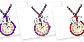 Phase 3 Phonemes on Pocket Watches