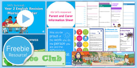 * NEW * Free Headteachers and SLT Taster Resource Pack