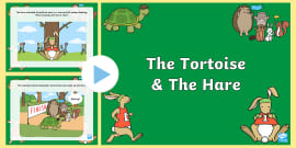 The Tortoise and The Hare PowerPoint