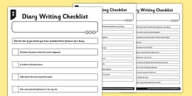 Formal letter of complaint writing sample diary writing checklist differentiated spiritdancerdesigns Choice Image