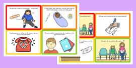Challenge Cards Doctors Surgery