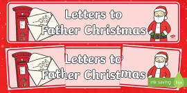 Ks2 christmas tree display decorations activity pack craft letters to father christmas display banner spiritdancerdesigns Choice Image