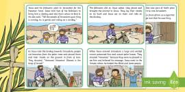 Palm Sunday Story - christianity, religion, christian, stories