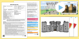 EYFS Create a Drawbridge to Cross the Moat Challenge Adult Input Plan and Resource Pack