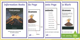 Information Book Display Posters