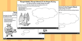how to train your dragon reading activities