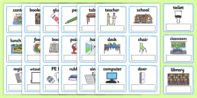 EAL Everyday Objects at Sch...