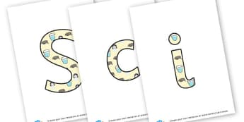 Science - display lettering - Science & Investigation Display Primary Resources -  Primary Reso