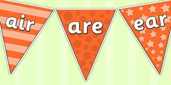 air Sound Family Display Bunting - air sound, display bunting, air family display bunting, air sound display bunting, sound bunting, bunting