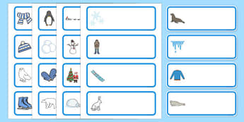 Editable Drawer - Peg - Name Labels (Winter) - Winter Label Templates, winter, Resource Labels, Name Labels, Editable Labels, Drawer Labels, Coat Peg Labels, Peg Label, KS1 Labels, Foundation Labels, Foundation Stage Labels, Teaching Labels