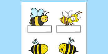 Bee Themed Editable Self-Registration - Self-registration, interactive, display, classroom, self, registration, pupil, pupils, children, register, daily, routine, class, self regristation, management, Early Years (EYFS), KS1 & KS2 Primary Teaching Re
