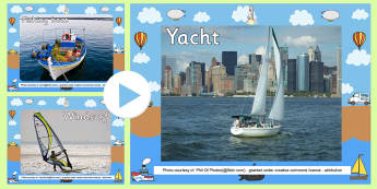 Sea Boats Transport Photo PowerPoint - powerpoint, power point, interactive, powerpoint presentation, sea, boats, transport, transport powerpoint, transport presentation, sea transport, sea travel, presentation, slide show, slides, discussion aid, di
