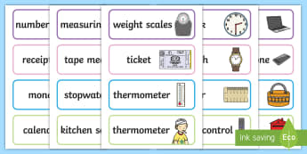 Number Themed Word Cards - consonant, vowel, Consonant Vowel Consonant, Key Stage One, Images, Flashcards, ,Australia