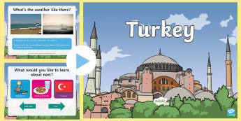 Turkey Information PowerPoint - turkey, information, powerpoint