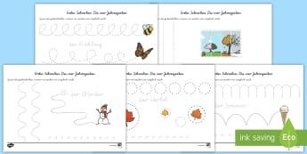 Erstes Schreiben Deutsch 12 Klasse Deutsch Page 2