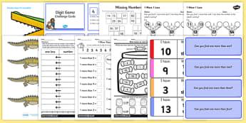 Maths Week Scotland Place Value Resource Pack - CfE, maths, tens, units, ones, hundreds, worth, HTU