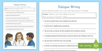 Punctuation Quotation Marks Teaching Resources - Language ...