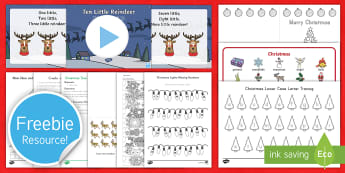 Free USA Christmas Taster Resource Pack - christmas, uSA Christmas, Free Christmas, Christmas Pack, Free Pack, Christmas Activities, Christmas