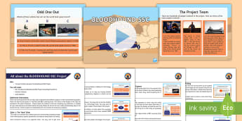 KS1 All About Bloodhound SSC Project Assembly Pack - STEM, land speed world record, Supersonic car, fastest car in the world, mistakes, resilience, engin