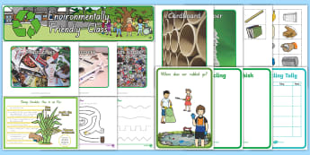 Sustainability Years 0 ‒ 3 New Zealand Unit Planning Pack - social sciences, sustainability, tidy kiwi, New Zealand, rubbish, recycling, Years 1-3