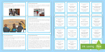 Main Idea Task Cards - Supporting Details, Reading Comprehension, reading activities, Centers activity, Daily 5, reading re