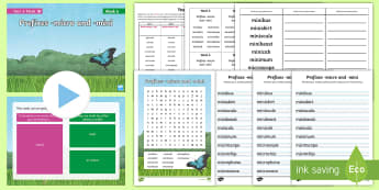 Year 6 Term 1B Week 6 Spelling Pack - Spelling Lists, Word Lists, Autumn Term, List Pack, SPaG