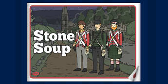 Stone Soup eBook - stone soup, ebook, story, book, tale, stone