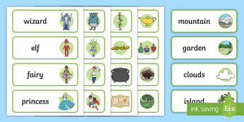 Storytelling Word Cards - National Storytelling Week, Stories, Once Upon a Time, oral literacy