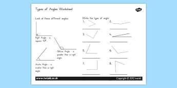 What is an acute angle? - Twinkl Teaching Wiki
