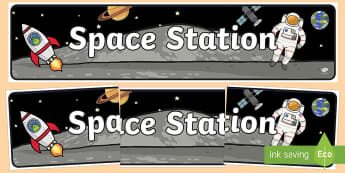 Space Station Role Play Banner - Space Station Role Play Banner-space station, role play, banner, role play banner, space station rol