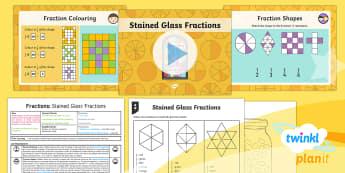 PlanIt Maths Y4 Fractions Lesson Pack Problem Solving (1)