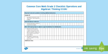 Record Keeping, Student Tracking, and Assessment - 2nd Grade Classroom