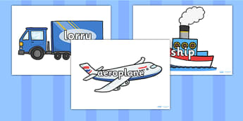 Transport Words On Images - transport, keywords, display words