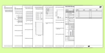Year 3 Maths Assessment: Statistics Term 3 - year 3, maths, assessment, statistics