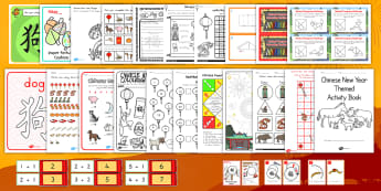 Chinese New Year Craft and Activity Pack - australia, activity