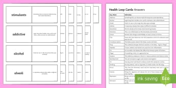 Health Loop Cards