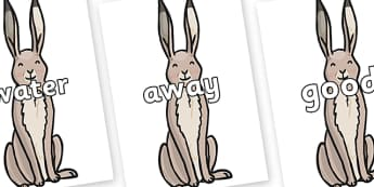 Next 200 Common Words on Hare - Next 200 Common Words on  - DfES Letters and Sounds, Letters and Sounds, Letters and sounds words, Common words, 200 common words