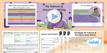 The World: The Strangest Shop in the World: Story Writing 2 Y6 Lesson Pack - Story, Writing, Pie Corbett, Story Mountain, Talk For Writing, description, features, devices, writi