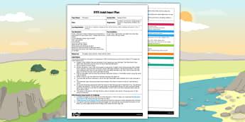 EYFS Design-O-Saur Game Adult Input Plan and Resource Pack