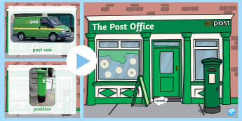 Irish Post Office Photo PowerPoint - Post Office Photo Powerpoint - post office, photo powerpoint, photo, photographs, post office photos