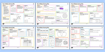 Year 6 Summer 1  Maths Activity Mats