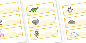 Aspen Themed Editable Drawer-Peg-Name Labels - Themed Classroom Label Templates, Resource Labels, Name Labels, Editable Labels, Drawer Labels, Coat Peg Labels, Peg Label, KS1 Labels, Foundation Labels, Foundation Stage Labels, Teaching Labels
