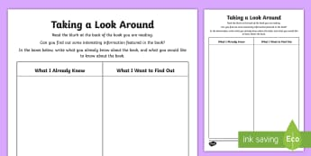Review Write Up Activity Sheet - Literacy, recount, writing, learning, english, year three, year four, book review, book study, works