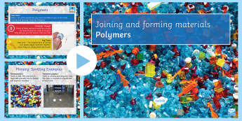 Manufacturing Processes and Techniques - Polymers Complete Guide PowerPoint Pack - Key Stage 4, Design & technology, design process, GCSE, design project, iterative design, polymers,