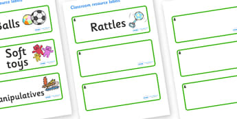 Fir Tree Themed Editable Additional Resource Labels - Themed Label template, Resource Label, Name Labels, Editable Labels, Drawer Labels, KS1 Labels, Foundation Labels, Foundation Stage Labels, Teaching Labels, Resource Labels, Tray Labels, Printable