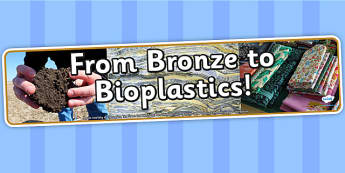 From Bronze to Bioplastics Photo Display Banner - IPC, banner
