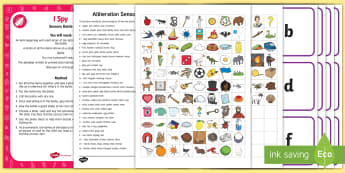 Alliteration Sensory Bottle - EYFS Phase 1 Aspect 5: Alliteration, letters and sounds, phonics, alphabet, initial letters, initial
