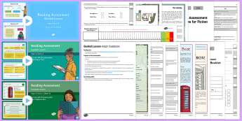 SATs Survival: Year 6 Term 3 Reading Bumper Assessment Pack - SATs Survival Materials Year 6, SATs, assessment, 2017, English, SPaG, GPS, grammar, punctuation, sp