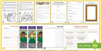 Year 2 First Week Back Activity Pack - new class activities, KS1, Y2, new school year, PSHCE
